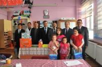 AKŞEHİR BELEDİYESİ - Akşehir Belediyesi'nden Özel Eğitim Sınıflarına Kırtasiye Seti Ve Materyal Desteği