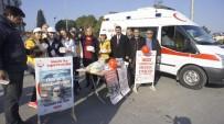 ÇAĞRI MERKEZİ - Alaşehir'de 112 Acil Sağlık Haftası Kutlaması