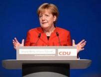 MÜLTECI - Almanya Başbakanı Angela Merkel: Peçe yasaklanmalı