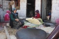 HAVA SICAKLIKLARI - Anadolu Kadını Kış Hazırlıklarını Erken Tamamladı