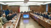 SOSYAL GÜVENLIK - Asgari ücret tespit komisyonu toplandı