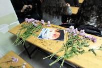 ÜST GEÇİT - Aslı'nın Sırası Çiçeklerle Donatıldı