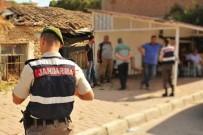 JANDARMA KOMUTANLIĞI - Aydın'da Terör Operasyonu Açıklaması 11 Gözaltı