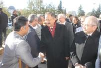 ORHAN MIROĞLU - Bakan Özhaseki Mardin'de