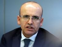 MİLYAR DOLAR - Bakan Şimşek'ten Taşeron açıklaması