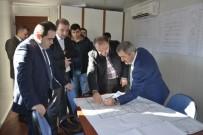 AÇIK ARTIRMA - Başkan Anlayan Açıklaması 'Örnek Bir Belediye Binası Yapıyoruz'