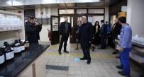 OSMAN GAZİ KÖPRÜSÜ - Başkan Karaosmanoğlu, Dilovası'nda İşçilerle Bir Araya Geldi