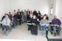 TOPLANTI - Berberler Ve Kuaförler Odası Girişimcilik Kursu Açtı