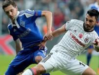 TOLGAY ARSLAN - Beşiktaş Kiev'de dondu!