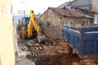 KALDIRIMLAR - Biga Belediyesinde Yoğun Mesai