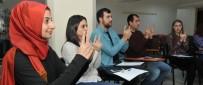 KÜÇÜKKÖY - Bilgi Evleri'ne İşaret Dili Eğitimi Desteği