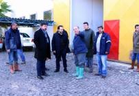 FABRIKA - BSO, Selin Vurduğu Ayvalık'taki Sanayicileri Ziyaret Etti