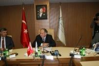 İL GENEL MECLİSİ - Bu Yılın Son DOKA Toplantısı Trabzon'da Yapıldı