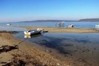 DEMIRLI - Çanakkale'de Deniz 20 Metre Çekildi
