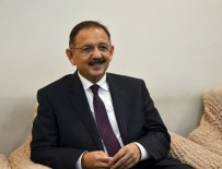 GÖNÜL KÖPRÜSÜ - Çevre Ve Şehircilik Bakanı Mehmet Özhaseki Açıklaması
