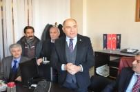 PARTİ MECLİSİ - CHP Heyeti Kars'ta