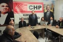 ÇETIN ARıK - CHP'li Vekillerin Kırşehir Ziyareti