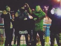 GRUP GENÇ - Kiev'de Beşiktaşlı taraftarlara saldırı