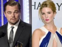İKLİM DEĞİŞİKLİĞİ - DiCaprio'dan Ivanka'ya babasını kızdıracak hediye