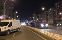 ÖZEL HAREKAT POLİSLERİ - Diyarbakır'da Polis Noktasına EYP'li Saldırı