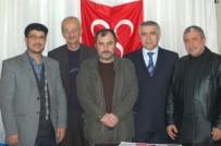 ÖMER ÖZKAN - Dursunbey MHP İlçe Başkanı Mustafa Sarnıç Oldu