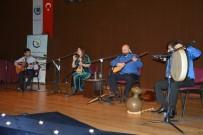 MÜZIKAL - Düzce Üniversitesinde Zeybekler Konseri Düzenlendi
