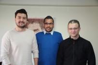 ECZACI ODASI - Eczacı Odası Bilecik İl Temsilcisi Ender Olcay Oldu