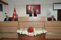 MESUT ÖZAKCAN - Efeler Belediye Meclisi 2016 Yılının Son Toplantısını Gerçekleştirdi