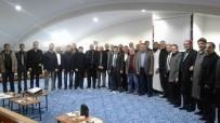 MUSTAFA GÜVENLI - Erzurum Sivil Toplum Platformu'nda A.Mustafa Güvenli Güven Tazeledi