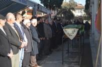 BELEDİYE BAŞKANLIĞI - Eski Başkan Merhum Keleşoğlu'nun Eşi Vefat Etti