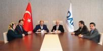 ADNAN DEMIR - ETÜ-DAP İşbirliği Protokolü İmzalandı