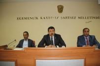 BELEDİYE MECLİSİ - Eyyübiye Belediyesinden Şırnak Ve Cizre'ye Yardım