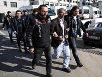 YıLDıZ TEKNIK ÜNIVERSITESI - FETÖ'nün akademik yapılanma soruşturmasında 14 tutuklama