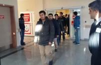 MUVAZZAF ASKER - FETÖ Soruşturmasında Gözaltına Alınan Askerler Adliyeye Sevk Edildi