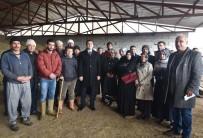 BÜLENT TEKBıYıKOĞLU - Genç Çiftçilere Hayvancılık Desteği