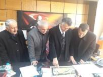 SPOR KOMPLEKSİ - Gençlik Ve Spor Bakanlığından Yazıhan'a Dev Yatırım