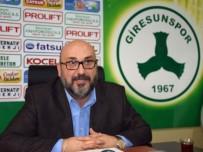 KIRMIZI KART - Giresunspor'da Takım Ve Teknik Heyete 6 Bin TL Para Cezası Kesildi
