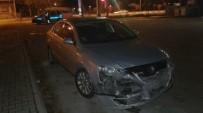 ACIL SERVIS - Gölbaşı İlçesinde Otomobil İle Motosiklet Çarpıştı Açıklaması 1 Yaralı