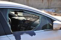 ZİYNET EŞYASI - Görüş Gününde Arabaları Soyuldu