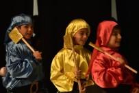 PAMUK PRENSES VE 7 CÜCELER - Gümüşhane'de Özel Öğrencilerden Çok Özel Gösteri