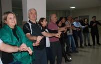 MEMUR - Günün Stresini Halk Oyunları Oynayarak Atıyorlar