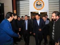TOPLANTI - Gürkan İnşaat Müteahhitleri İle Bir Araya Geldi