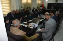 TOPLANTI - Güroymak Belediye Meclisi Toplandı