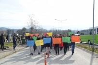İNSANİ YARDIM KORİDORU - Halep İçin Yürüdüler