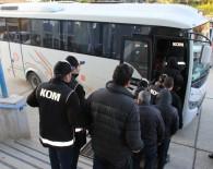 Hatay'da FETÖ Operasyonu Açıklaması 15 Polis Tutuklandı