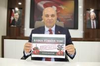 Karaman Belediyesi 'Dövizini Bozdur, Ülkene Sahip Çık' Kampanyası Başlattı