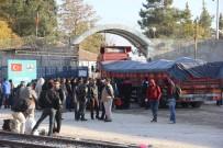 TİCARET BAKANLIĞI - Karkamış Gümrük Kapısı Geçici Süreyle Kapatıldı