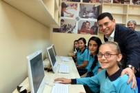 HAKAN TÜTÜNCÜ - Kepez'e 10. Bilişim Sınıfı