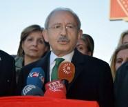ADALET BAKANI - Kılıçdaroğlu Danışmanının Gözaltına Alınmasını Değerlendirdi