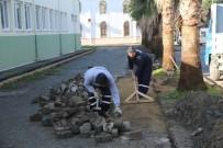 FESTIVAL - Kırkpınar Meydanında Çalışmalar Devam Ediyor